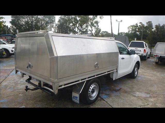 2013 Mazda BT-50 XT UP0YD1 Cab Chassis
