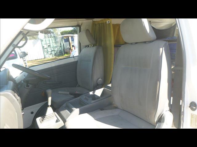 2011 Mitsubishi Express  SJ MY11 Van