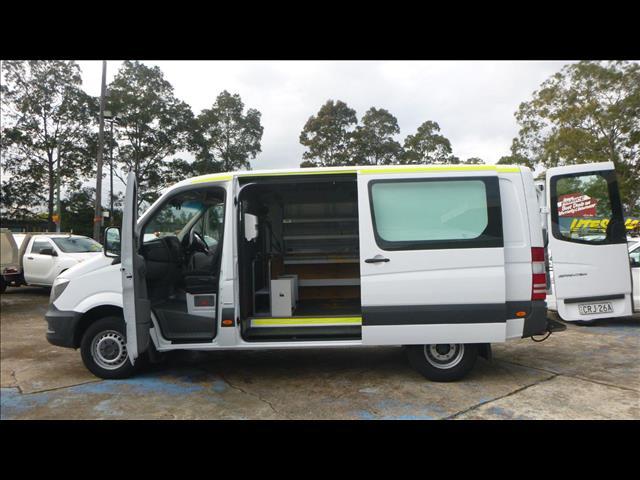 2014 Mercedes-Benz Sprinter 416CDI NCV3 MY14 Van