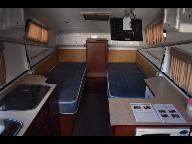 2011 Eco Tourer Slipstream Camper