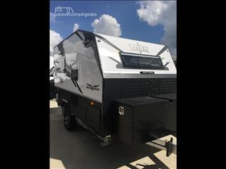 2018 Titan Caravans Blackhawk 440