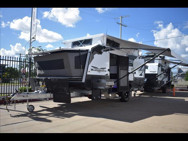 2016 Titan Caravans Blackhawk 17.6