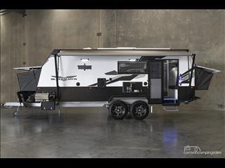 2018 Titan Caravans BLACKHAWK EXPANDER 2060