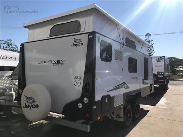 2016 Jayco Journey Outback