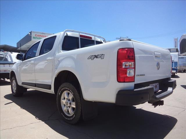 2012 HOLDEN COLORADO LT (4x4) RG CREW CAB P/UP