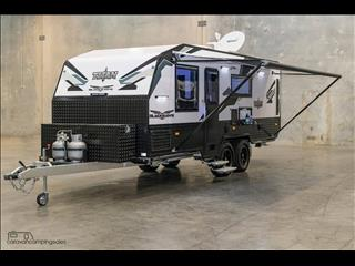 2018 Titan Caravans BLACKHAWK X/TREME 2200 ATV SUPER TOURER