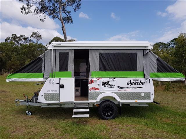 2017 Titan Caravans Apache RTC-2