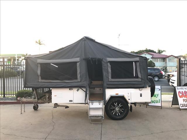 2015 Castaway Osprey Off-Road camper