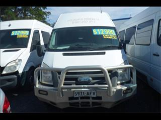 2009  FORD TRANSIT JUMBO LWB HIGH ROOF VM MY08 VAN