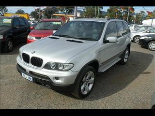 2005  BMW X5 3.0d E53 4D WAGON