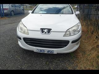 2006  PEUGEOT 407 ST HDi EXECUTIVE MY05 4D SEDAN