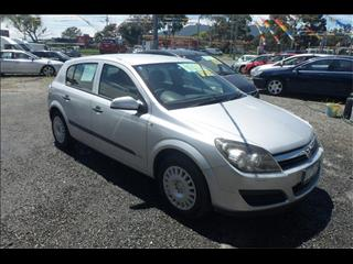 2006  HOLDEN ASTRA CD AH MY06.5 5D HATCHBACK