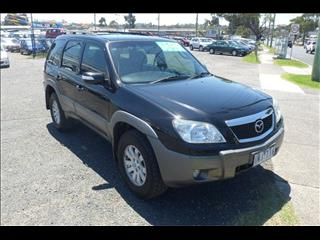 2007  MAZDA TRIBUTE V6 LUXURY MY06 4D WAGON