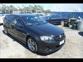 2008  HOLDEN COMMODORE SV6 VE MY09 4D SPORTWAGON
