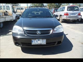 2008  HOLDEN VIVA  JF MY08 UPGRADE 4D WAGON