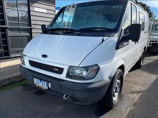 2006  FORD TRANSIT LOW (SWB) VJ VAN