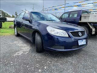 2009 HOLDEN EPICA CDX EP MY09 4D SEDAN