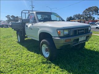 1990 TOYOTA HILUX (4x4) LN106R C/CHAS