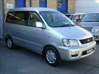 2001 Toyota Spacia LUXURY IMPORT NOAH Wagon