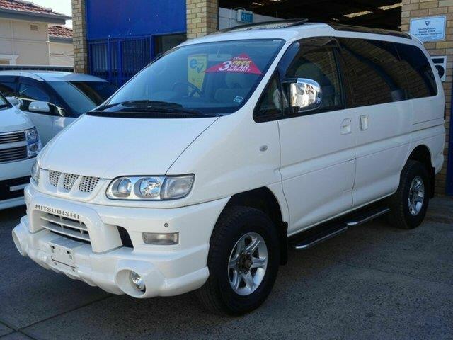 2006 Mitsubishi Delica SUPER EXCEED Spacegear Wagon