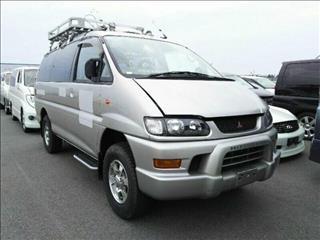 1997 Mitsubishi Delica LWB Spacegear Wagon