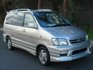 2001 Toyota Spacia Road Tourer NOAH Wagon