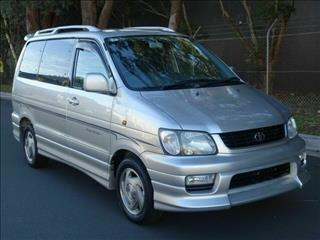 2000 Toyota Spacia Premium ROAD TOURER Wagon