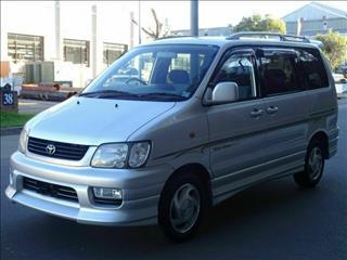2000 Toyota Spacia Premium ROAD TOURER Wagon