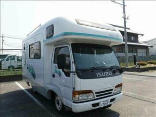 1994 Isuzu ELF Terra  Motor Camper