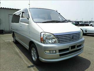 2001 Toyota Hiace Premium REGIUS Wagon