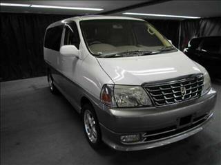 2001 Toyota Granvia Premium GRAND HIACE Wagon