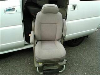 2001 Nissan Elgrand DISABLED ENCHANT Wagon