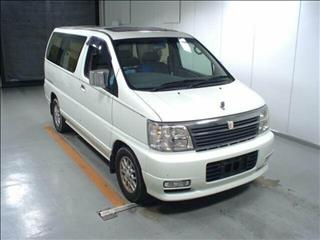 2001 Nissan Elgrand LTD LEATHER E50 HWS Wagon