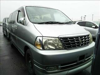 2000 Toyota Granvia Luxury 4WD GRAND HIACE Wagon
