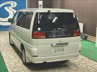 2001 Nissan Elgrand Memorial Selection E50 Wagon