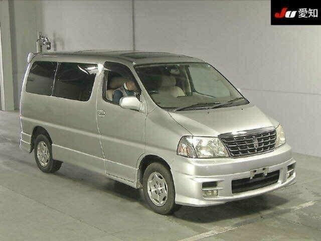 2001 Toyota Granvia AERO STORM GRAND HIACE Wagon