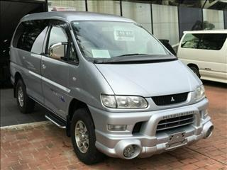 2005 Mitsubishi Delica Active Field Spacegear Wagon