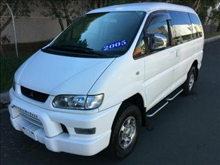 2005 Mitsubishi Delica High Roof Spacegear Wagon