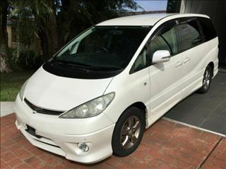 2003 Toyota Estima 3.0 lt V6 AERAS Wagon