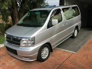 1999 Nissan Elgrand Homy ALWE50 Wagon