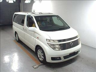 2002 Nissan Elgrand XL Luxury E51 Wagon