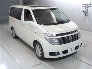 2003 Nissan Elgrand XL Luxury NE51 Wagon