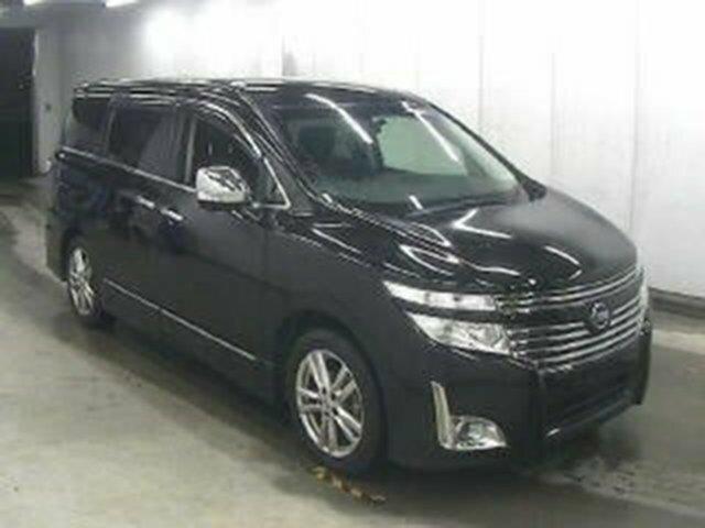 2010 Nissan Elgrand Premium PE52 Wagon