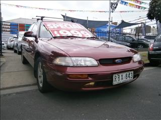 1994 FORD TELSTAR TX5 GHIA V6 AY 5D HATCHBACK