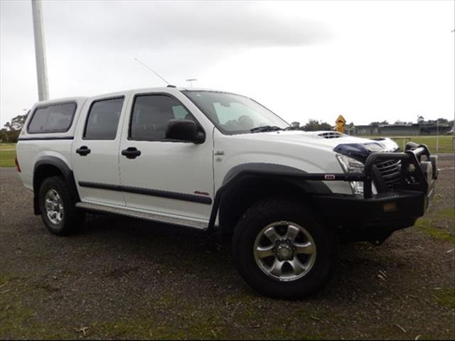 2007 HOLDEN RODEO LX RA UTILITY