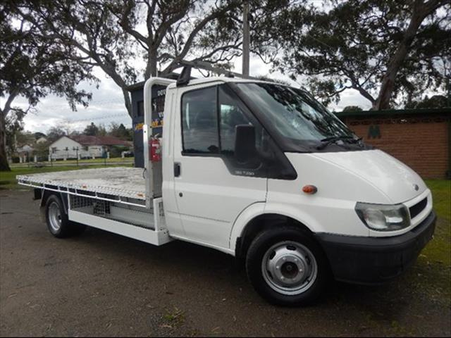 2004 FORD TRANSIT  VH CAB CHASSIS