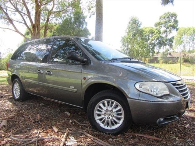 2007 CHRYSLER GRAND VOYAGER LX SIGNATURE 4th Gen WAGON