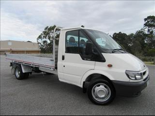 2006 FORD TRANSIT  VJ CAB CHASSIS