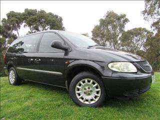 2001 CHRYSLER GRAND VOYAGER SE 4th Gen WAGON
