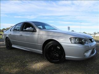 2005 FORD FALCON XR6 BF SEDAN